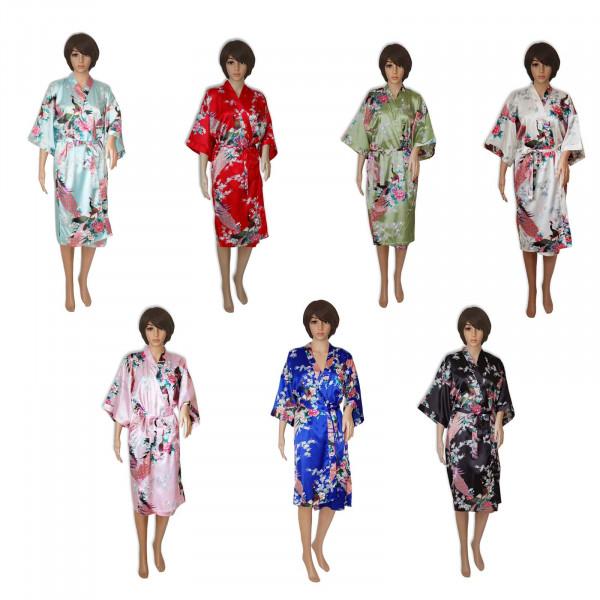 Damen Kimono Übersicht