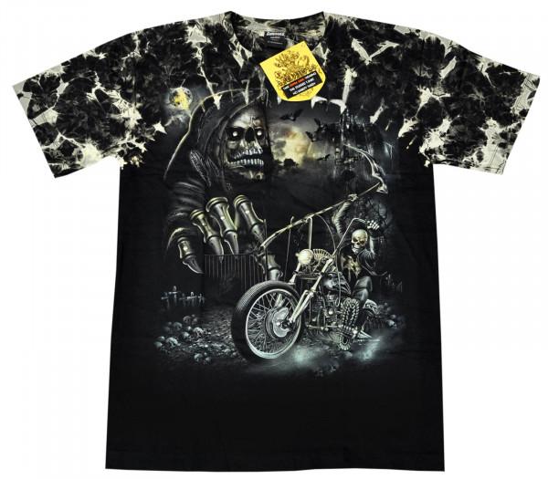 Ghost Rider Death Grip Front