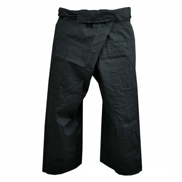 Thai Fisherman Pants Thaihose Wickelhose One Size Yogahose Relaxhose Mischgewebe